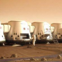 Büyük Mars hayali gerçek oluyor!