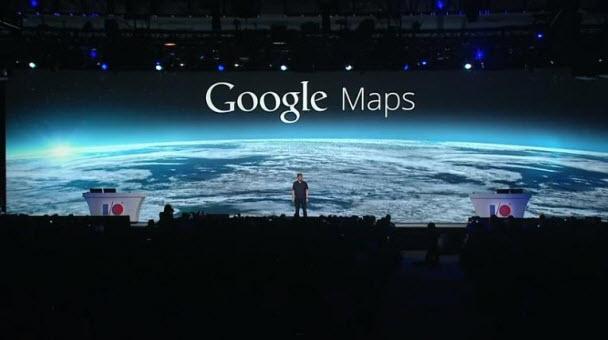 Yeni Google Maps ve fazlası