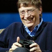 Bill Gates koltuğu geri aldı!