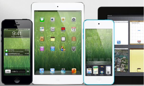iOS 7'de bizleri hangi yenilikler bekliyor?