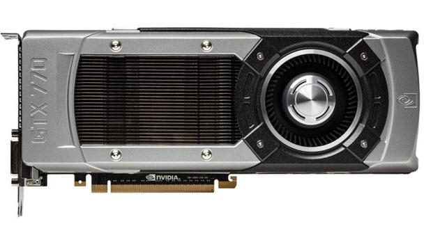 GTX 770 GPU diğer özellikleri