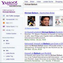 Yahoo: Dev sitenin tasarımı değişti!