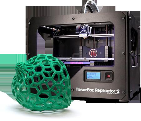 TEST: Makerbot Replicator 2