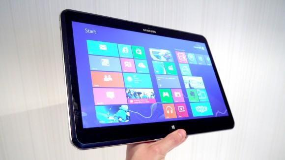 İsterseniz tablet, isterseniz notebook