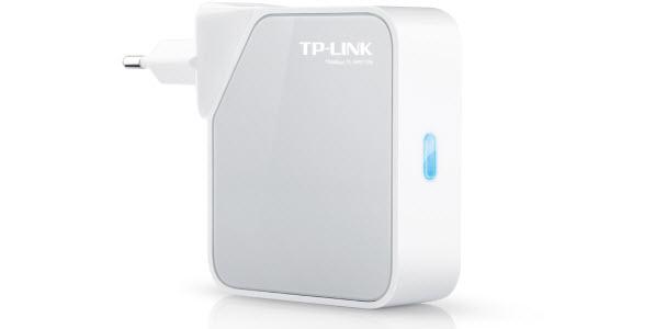 TP-LINK TL-WR710N Taşınabilir Router