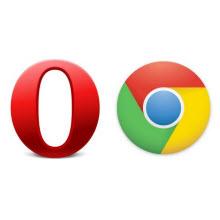 Chrome ve Opera eklentilerini ortak kullanın!