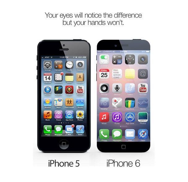 iPhone 6 konseptinden kareler - III