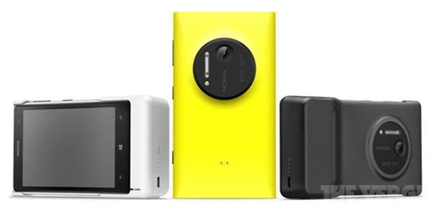 Nokia'dan heyecan verici uygulamalar!