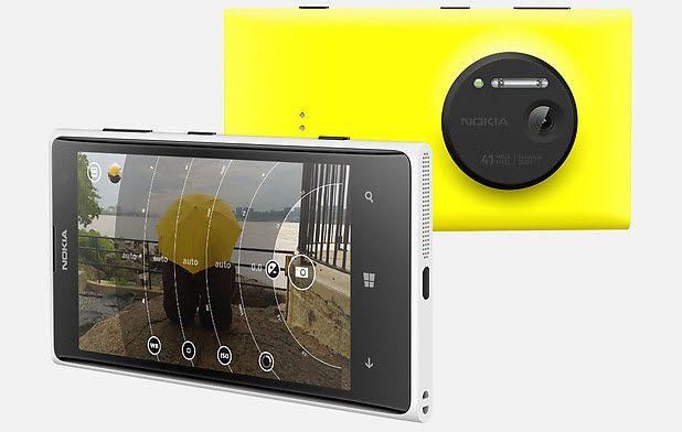 Lumia 1020'nin kamera dışındaki özellikleri