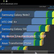 Intel'in mobil işlemcisi ARM'den hızlı değil mi?