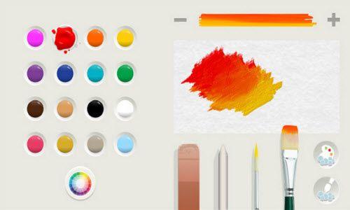 Windows 8.1 için Fresh Paint hazır