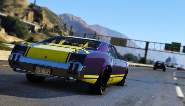 GTA V'ten yeni ekran görüntüleri - II