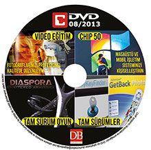 DVD Ağustos 2013
