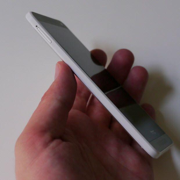 HTC One Mini ile gelen işlevler, ultra piksel...