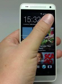 HTC One Mini testte!