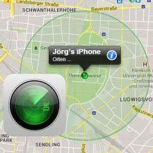 Kaybolan iPhone'unuzu bulun