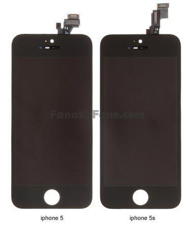 iPhone 5S'in içinden sızan görüntüler