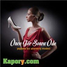 E-ticarette yeni iş modeli: 'Kapory'