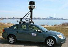 Google Street View şoförüne tutuklama!