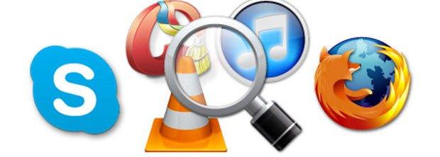 windows, araç, yazılım, 21, gizli, özellik, işlev, VLC, skydrive, jdownloader
