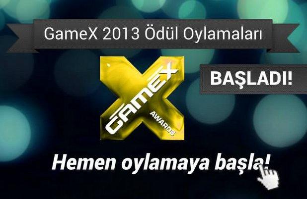 Gamex için oylar başladı!