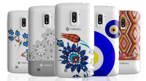 Turkcell T40'ın teknik özellikleri