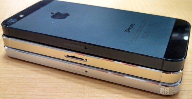 iPhone 5S'ten iki yeni görüntü daha!