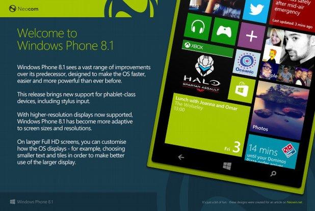 Akıllı cep ve tabletler için Windows Phone