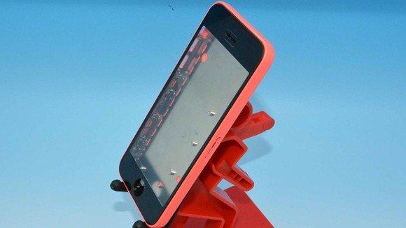 iPhone 5C ve 5S'ten sızan kareler...