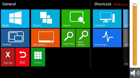 Windows 8 Controller'ı kullanma