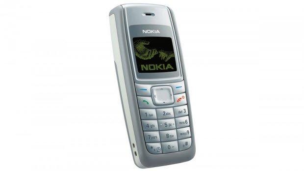 Nokia 1110 ve iki efsane Nokia daha!