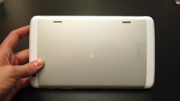 LG G Pad 8.3'ün sundukları, özel uygulamalar...