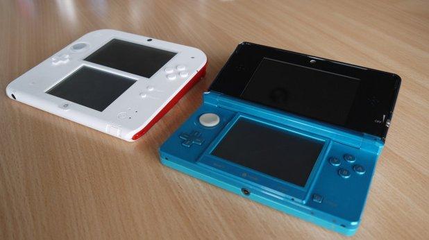 Nintendo 2DS tasarım ve özellikler