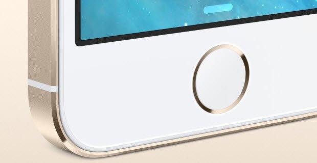 iPhone 5S'in parmak izi sensörü ve fazlası!