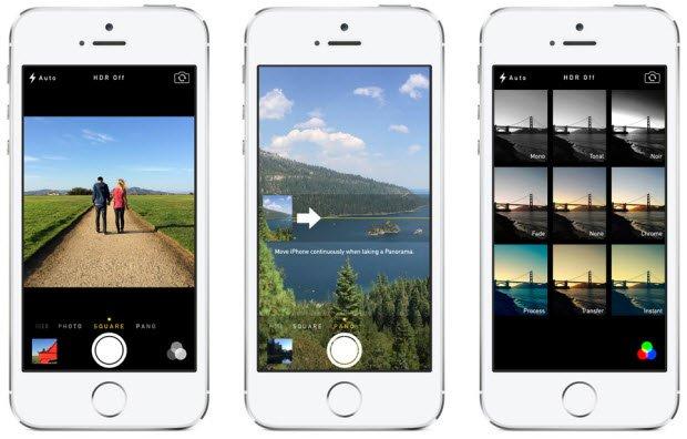 Ve iPhone 5S gerçeğe dönüştü!