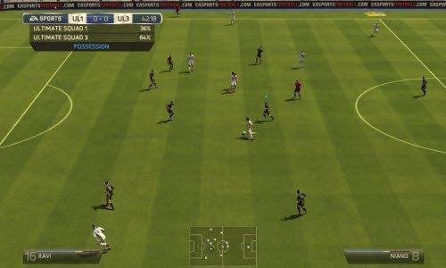 Rekabet yeni düzlemde başladı FIFA 14, Demo, futbol, dinamik, oyuncu, ultimate team, link, IGNITE