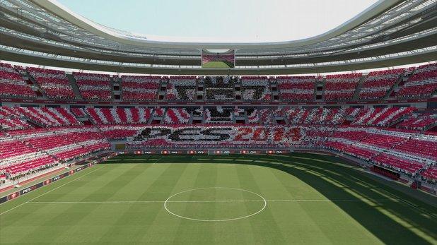 Moralleri etkiyecek stadyumlar