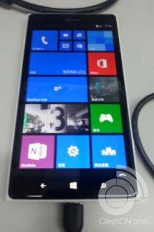 Nokia'nın 6 inç'lik Lumia 1520'si yine sızdı