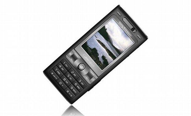 Sony Ericsson K800i (Yıl: 2006)