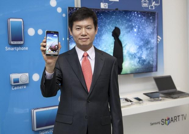 Galaxy Note 3'ün teknik özellikleri