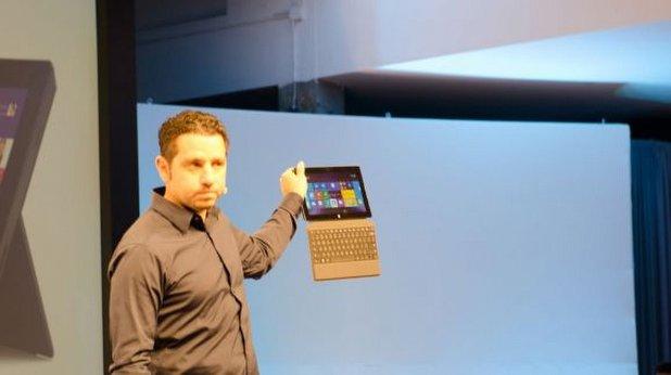 Daha güçlü: Surface Pro 2