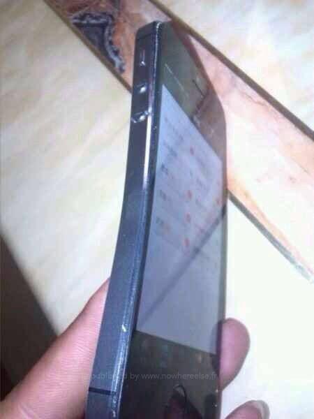 Bükülmüş iPhone 5S'ten iki kare daha!
