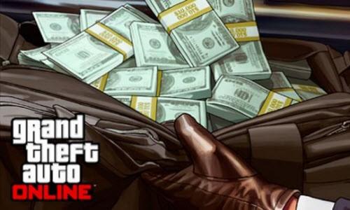 GTA 5 para dağıtmaya başladı!
