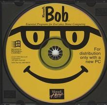 Microsoft Bob'dan geriye kalanlar...