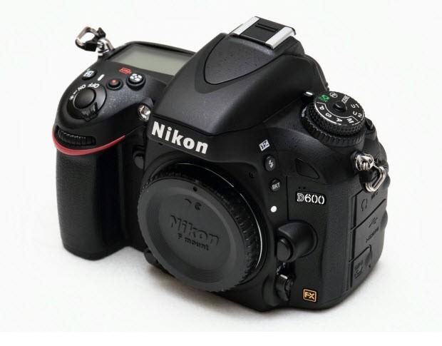Bir bakışta Nikon D610