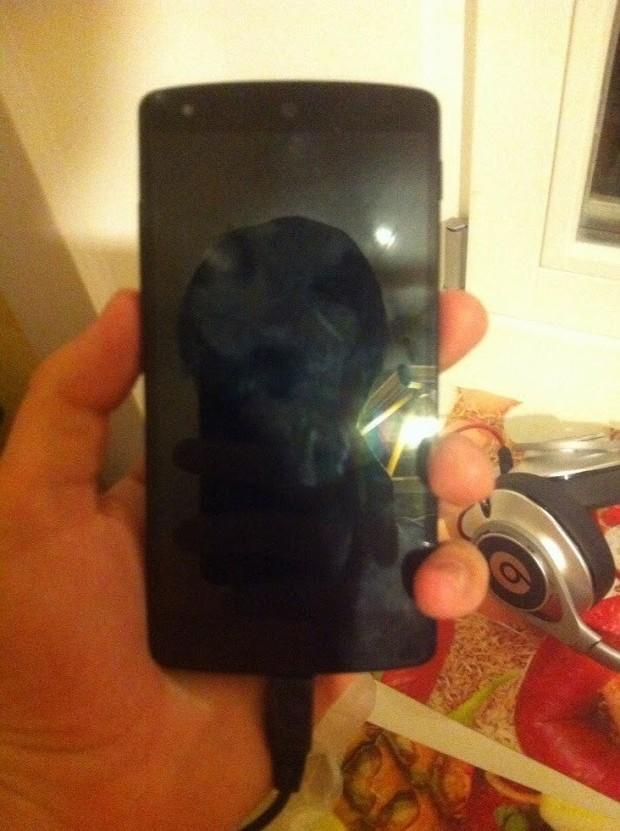 Nexus 5 yine göründü!