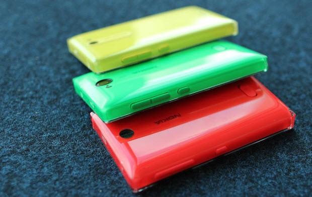 Nokia Asha 500, 502 ve 503 tanıtıldı!