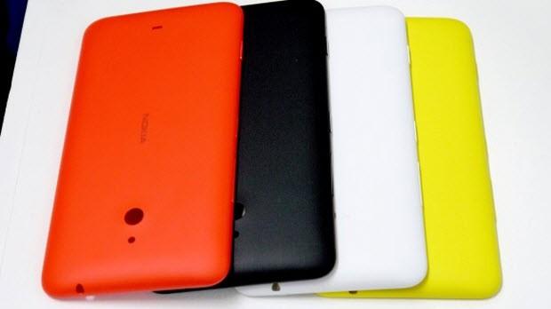 Nokia Lumia 1320'yi denedik!