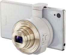 Sony SmartShot DSC-QX10 (dijital kamera)