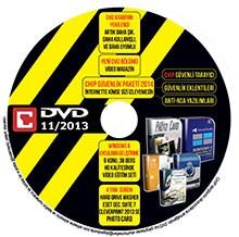 DVD Kasım 2013